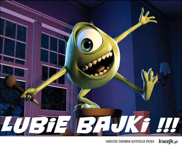 Bajki;)