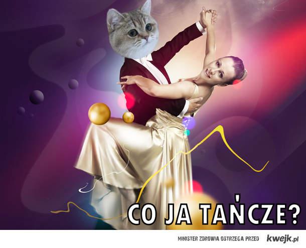 Co ja tańcze?