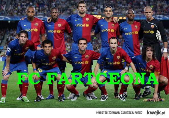 FC FARTCELONA ;D