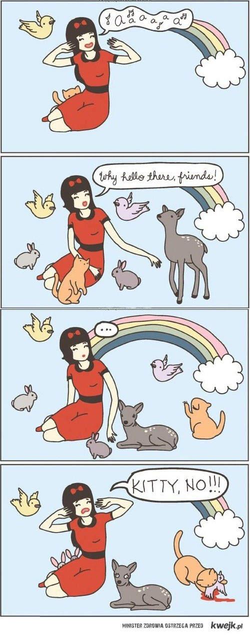 nooo kitty