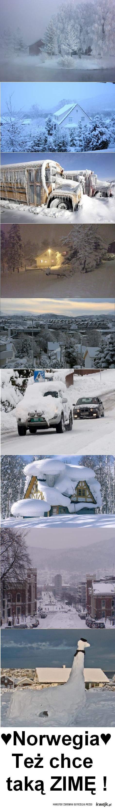 Norweska zima