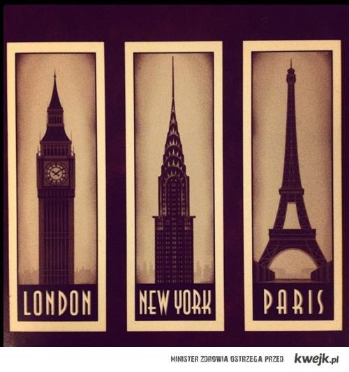 wieże