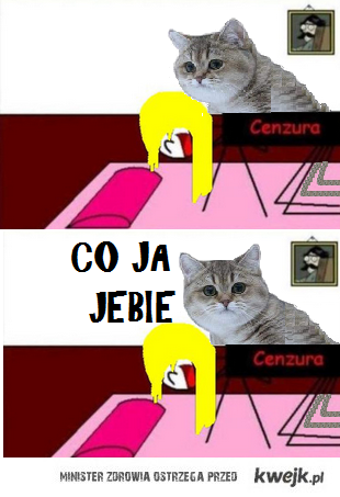 Co ja Jebie