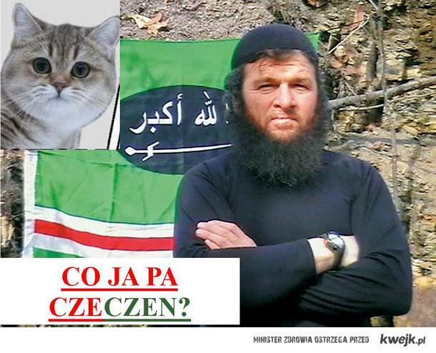 Czeczen PAcze