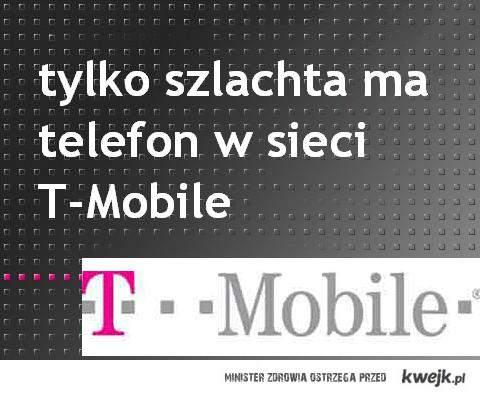 szlachta i T-Mobile