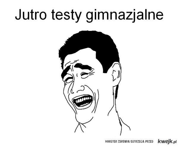 testy gim