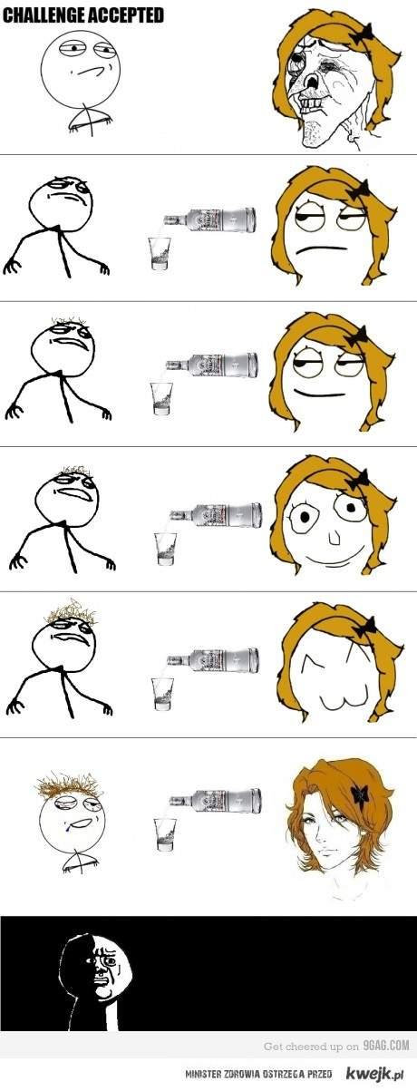 magia alkoholu