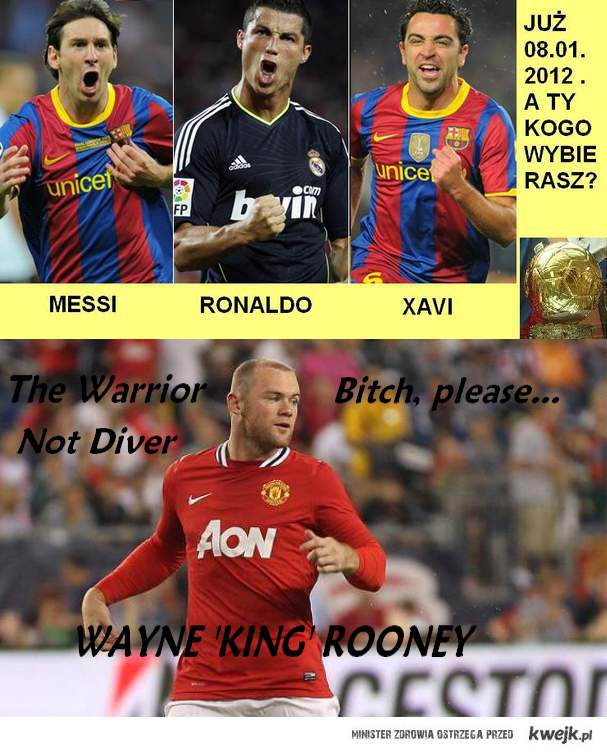 King Rooney