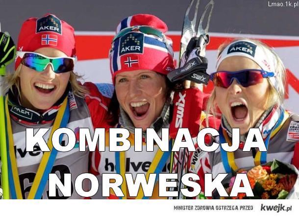 Kombinacja norweska