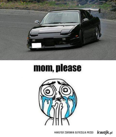 Nissan 200SX - Mom Please