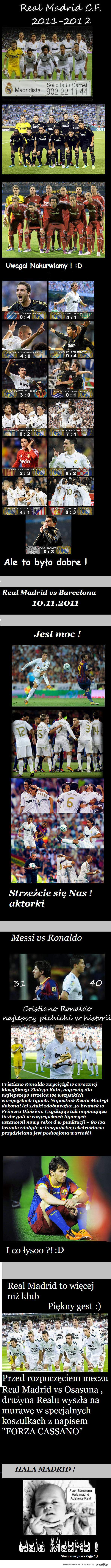Real Madrid <33!