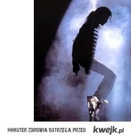 Michael Jackson <3 kocham jego taniec :DD