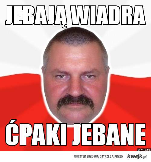 Jebają wiadra