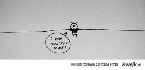 tak Cię kocham