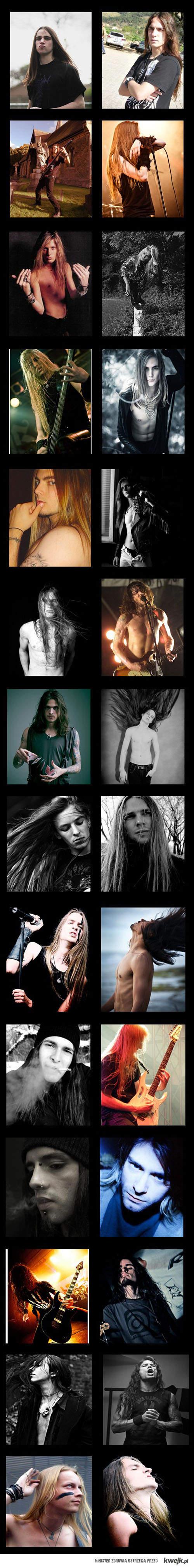 Kocham długie włosy u chłopaków <3