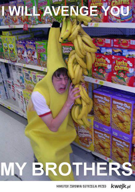 Bananowi bracia
