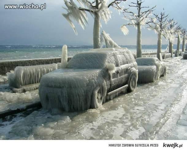 Zima Jest Piękna