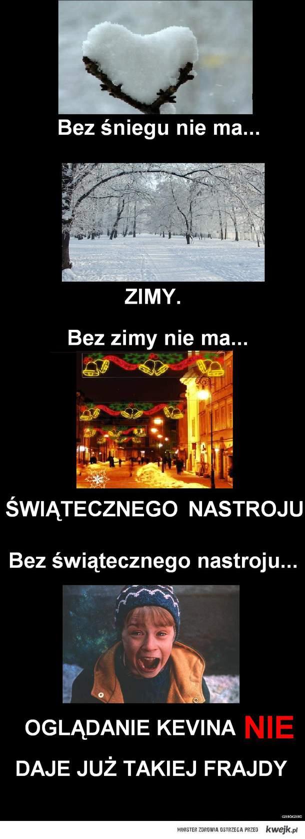 CHCEMY ŚNIEG!