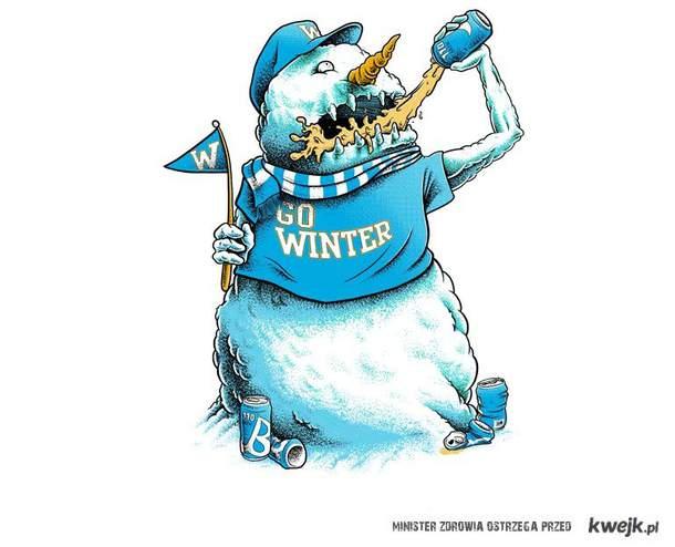 GO WINTER!