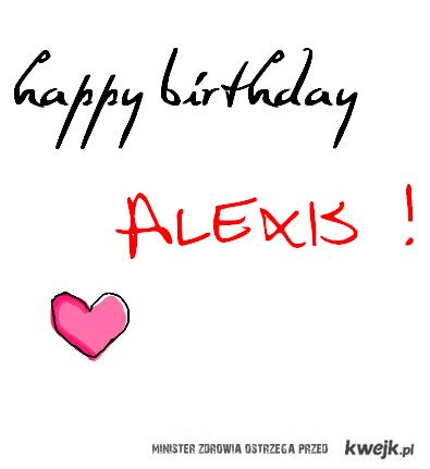 alexis , kochamy Cię !