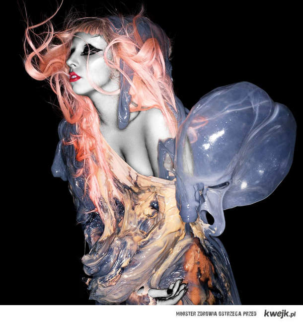 Born This Way Lady Gaga Promo