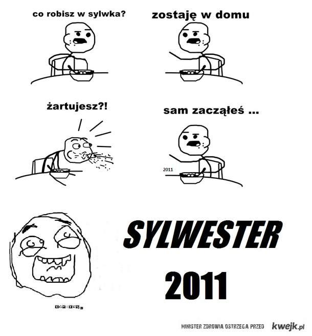 Sylwester 2011 <3