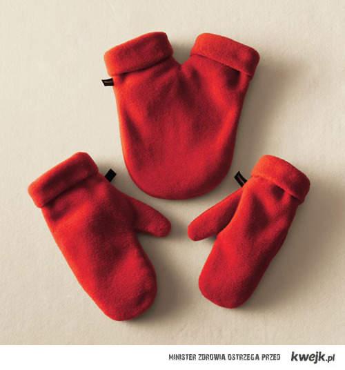 rękawiczki dla Dwojga ♥