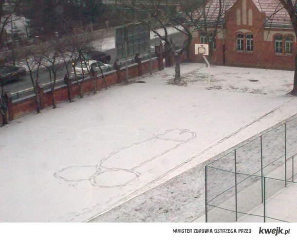 """Zima w """"Marcinku"""""""