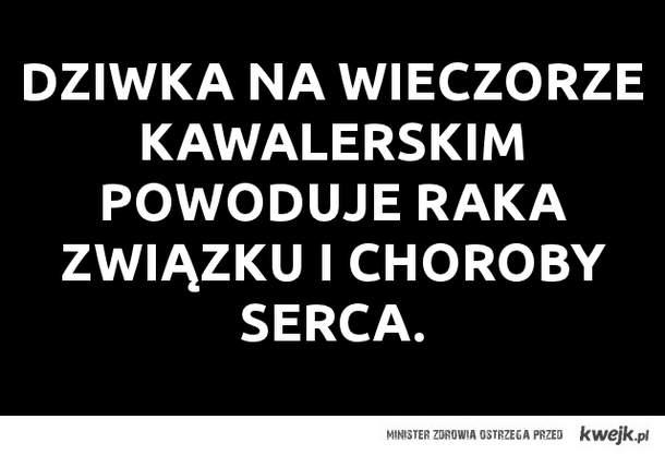 WIECZÓR KAWALERSKI
