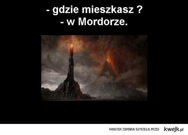 Mordor.