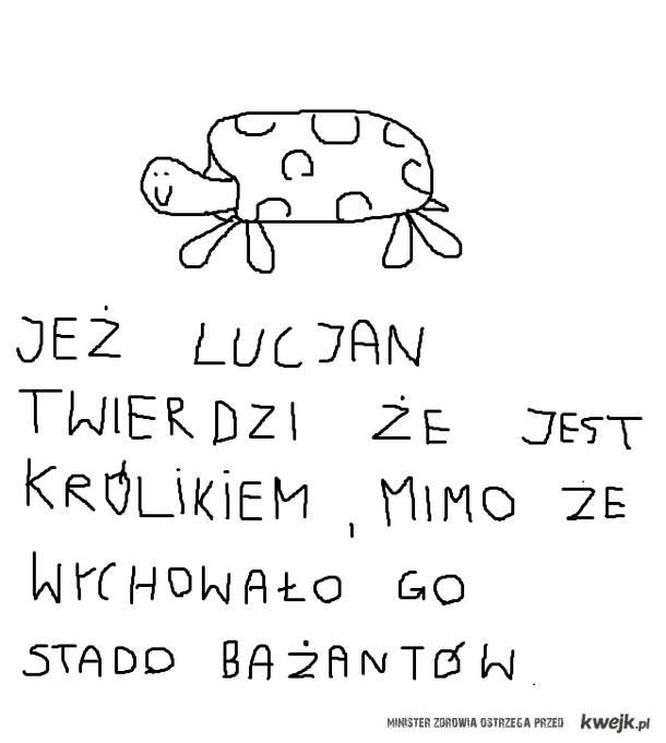 Ahh ten Lucjan!