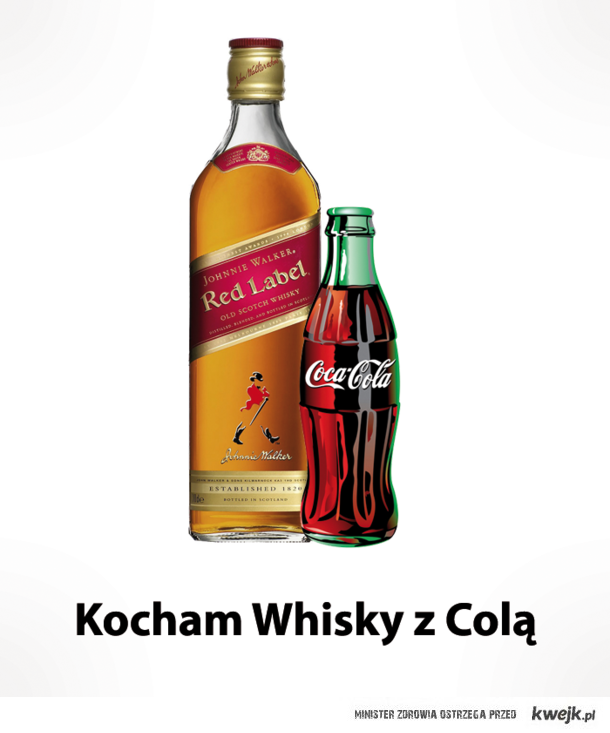 whisky cola <3