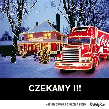 Coca Cola - Czekamy !