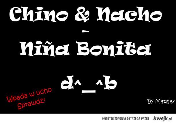 Chino y Nacho - Mi Niña Bonita