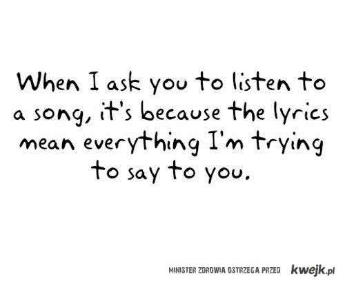 this song is everything I'm trying to say to you ♥