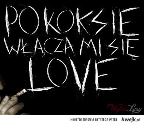 Cocaine Love