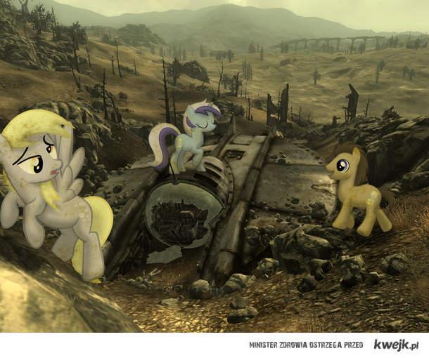 Pony war1