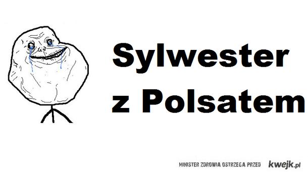 Sylwester z Polsatem?