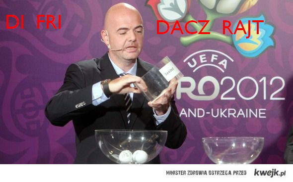 Wybory grup Euro 2012
