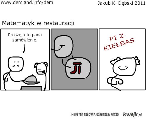 Pi z Kiełbas. LOL