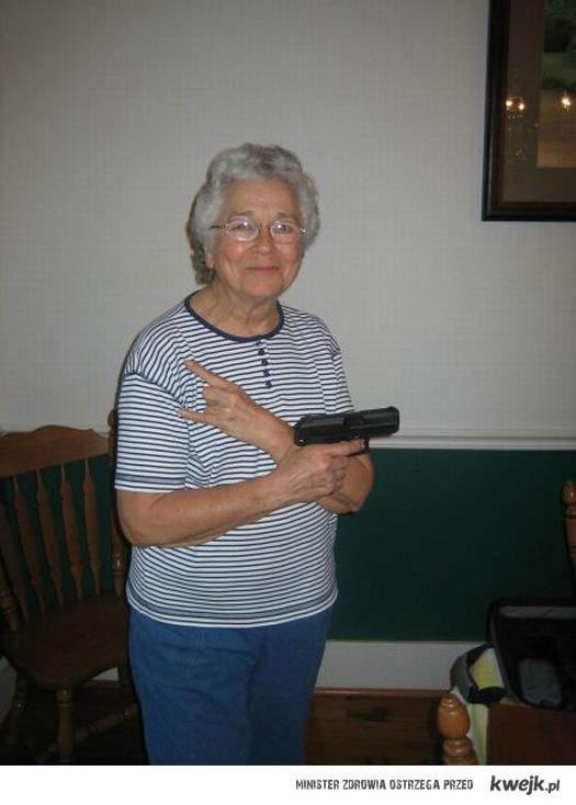 gangsta babcia