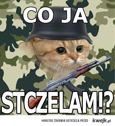 Co ja Stczelam !? !? !? !?