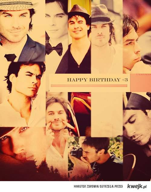 happy birthday <3