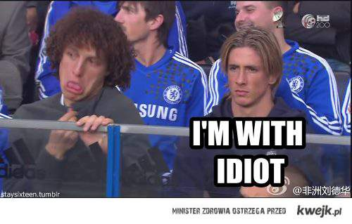 Torres i David Luiz ;D
