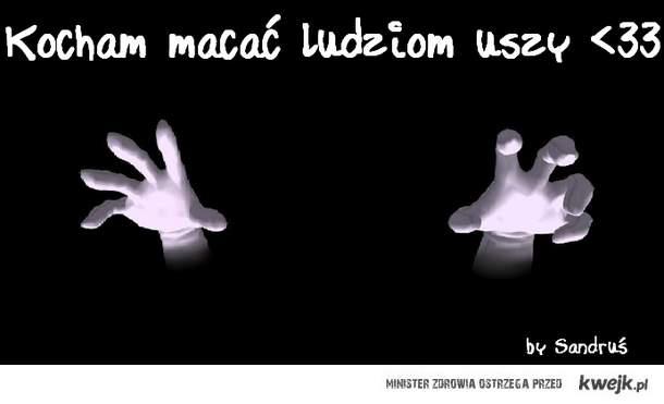 Uszy.. ; D