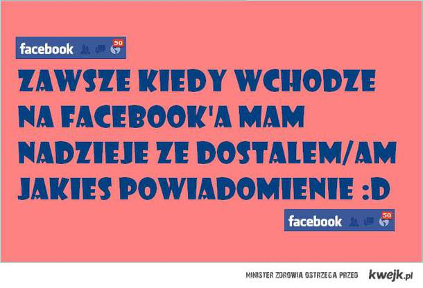 Powiadomienia Na Facebooku