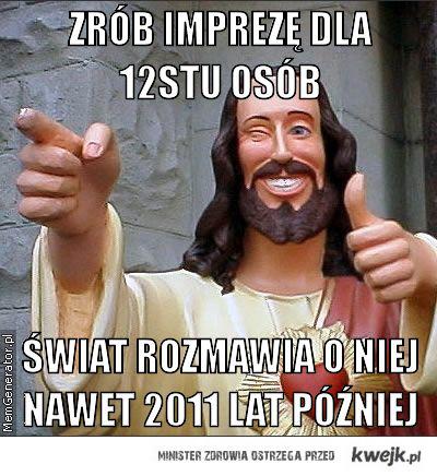 Jezus party