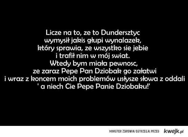 Pepe Pan dziobak