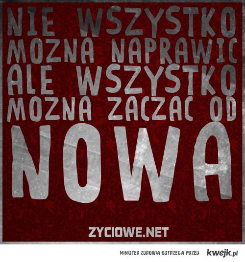 Od Nowa ! :D