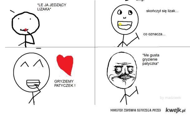 Patyczek <3